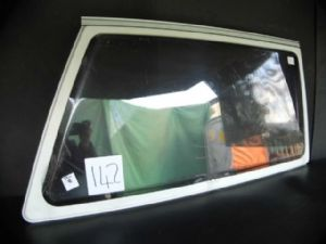 Compass 1991 Caravan Front Near Side Angled Window 945 x 1145 x 570  (NSA142)